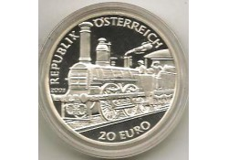 20 Euro Oostenrijk 2003 Fürst Metternich Proof