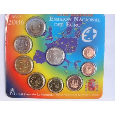 Bu set Spanje 2006 EU