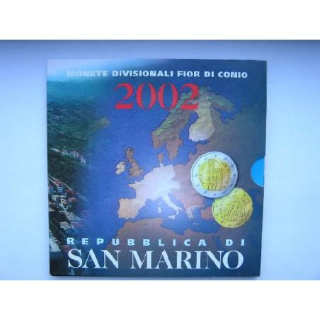 Bu set San Marino 2002