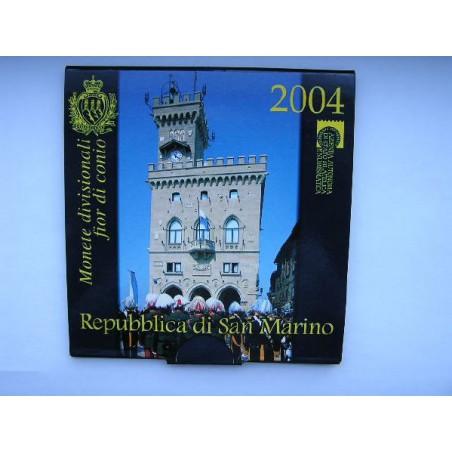Bu set San Marino 2004
