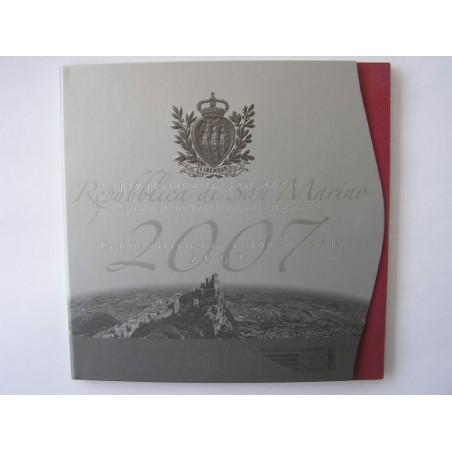 Bu set San Marino 2007