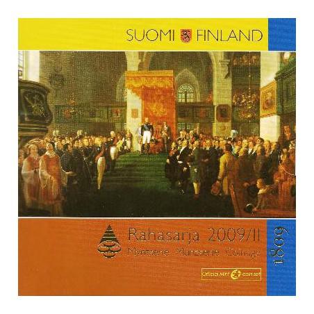Bu set Finland 2009/II Rahasarja