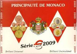 Monaco 2009 Bu set Zeldzaam!