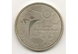 Penning Wij wensen u een fijn 2001 RM060