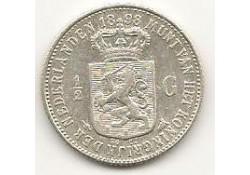 ½ Gulden 1898 Zf+