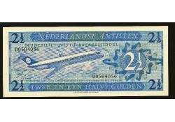 P 21 Nederlandse Antilen 2½ gulden Unc