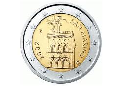 2 Euro San Marino 2002 UNC