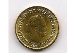 KM 867.1 Denemarken 10 Kroner 1989 Unc