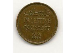 Km 1 Palestina 1 Mil 1939 Zf+