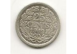25 Cent 1919 Zf