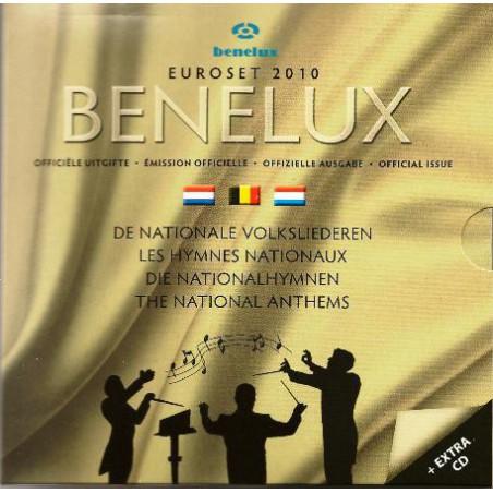 Nederland 2010 Beneluxset