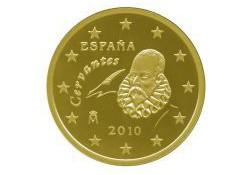 50 Cent Spanje 2010 UNC