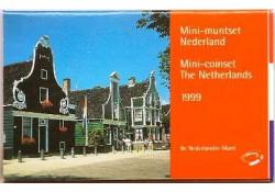 Mini muntset Nederland 1999