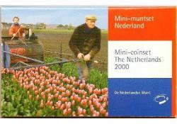 Mini muntset Nederland 2000