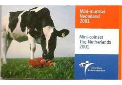 Mini muntset Nederland 2001