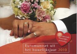 Huwelijksset 2010 Met penning