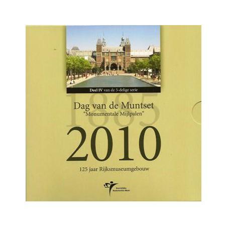 Nederland 2010 Dag van de muntset