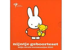 Nederland 2010 Nijntje geboorteset KNM