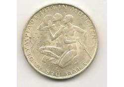 Km 132 Duitsland Federal Republic 10 Mark 1972 D Pr