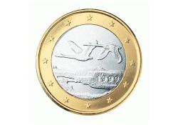 1 Euro Finland 2010 UNC