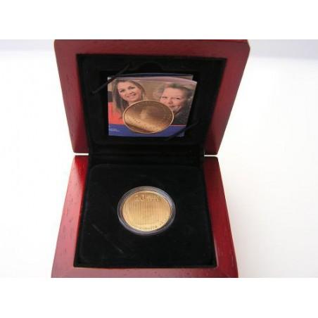 Nederland 2004 20 euro Geboortemunt Goud Proof
