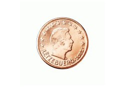 1 Cent Luxemburg 2010 UNC