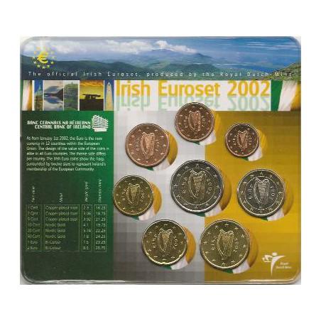 Bu set Ierland 2002.Uitgifte KNM