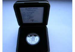1 Gulden leeuwtje 2001 Proof