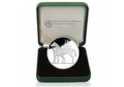Ierland 2010 15 Euro Animals of Irish Coinage Proof