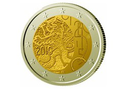 2 Euro Finland 2010 Finse Autonomie Unc