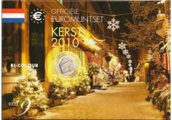 Nederland 2010 Kerstset deel 9