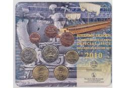 Bu set Griekenland 2010 met de normale 2 euro