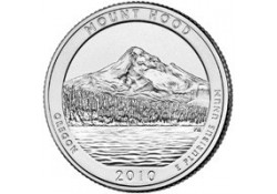 KM 473 U.S.A ¼ Dollar Mount Hood 2010 P UNC