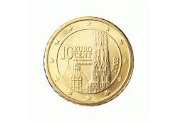 10 Cent Oostenrijk 2010 UNC