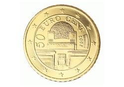 50 Cent Oostenrijk 2010 UNC