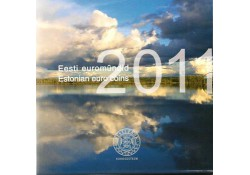 Estland 2011 Bu set