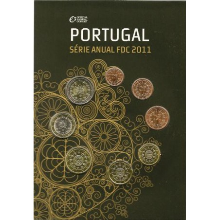 FDC set Portugal 2011