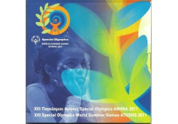 Bu set Griekenland 2011 met de 10 euro Olympics