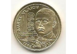 Km ??? Roemenië 50 Bani 2010 Unc Aurel Vlaicu