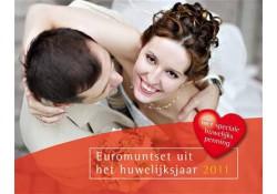 Huwelijksset 2011 Met penning