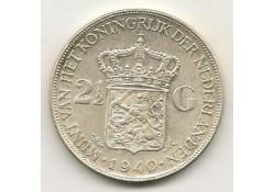 2½ Gulden 1940 Pr-