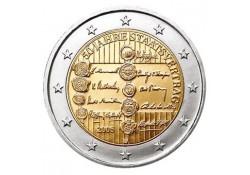 2 Euro Oostenrijk 2005 60 jaar staatsverdrag Unc