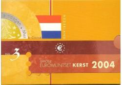 Nederland 2004 Kerstset deel 3