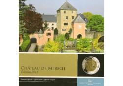 Luxemburg 2011 5 euro Château de Mersch