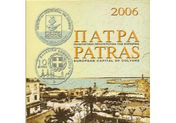"Bu set Griekenland 2006 met 10 euro ""Patras"""