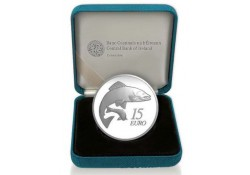 Ierland 2011 15 Euro Animals of Irish Coinage Zalm Proof