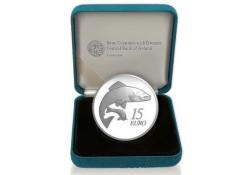 Ierland 2011 15 Euro Animals of Irish Coinage Zalm Proof