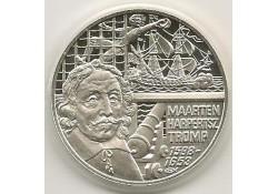 Penning 1998, 50 Euro Maarten Tromp, Zilver Proof