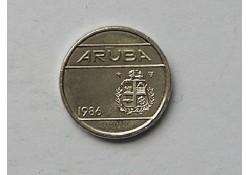 5 cent Aruba 1986 UNC/FDC