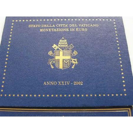 Bu set Vaticaan 2002